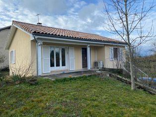 Annonce vente Maison avec terrasse viriville