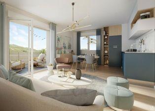 Annonce vente Appartement avec terrasse saint-étienne-de-crossey
