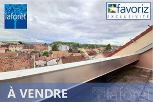 Annonce vente Appartement avec terrasse audincourt