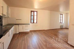Annonce vente Appartement avec garage rivesaltes