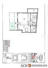 Annonce vente Appartement avec terrasse velaux
