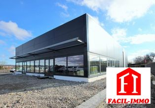Annonce location Local commercial avec terrasse phalsbourg