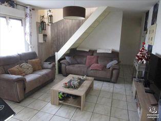 Annonce vente Maison avec garage marck