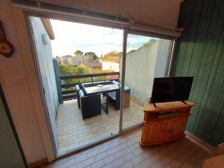 Annonce vente Appartement avec terrasse le grau d'agde