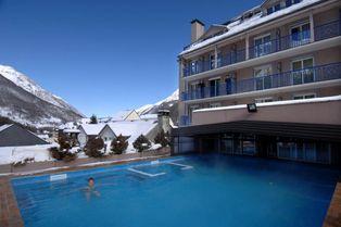Annonce vente Appartement avec piscine cauterets