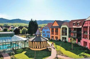 Annonce vente Appartement avec piscine eguisheim