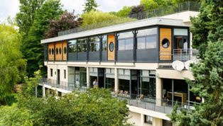 Annonce vente Appartement avec terrasse seine-port