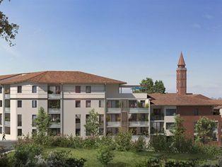 Annonce vente Appartement avec parking castanet-tolosan