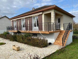 Annonce vente Maison avec garage romorantin-lanthenay