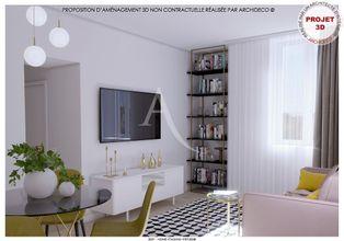 Annonce vente Appartement avec cave étampes