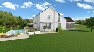 Annonce vente Maison avec garage beaucourt