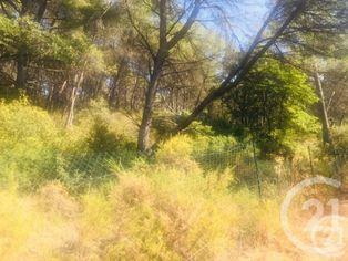 Annonce vente Terrain au calme lançon-provence