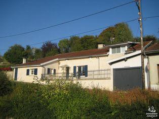 Annonce vente Maison avec garage dommartin-le-franc
