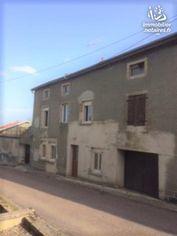 Annonce vente Maison nully-trémilly