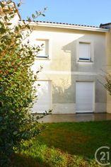 Annonce vente Maison avec terrasse saint-seurin-sur-l'isle