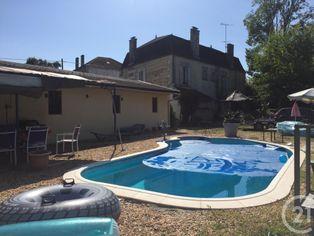 Annonce vente Maison avec piscine saint-aigulin