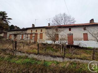 Annonce vente Maison avec forêt saint-aulaye
