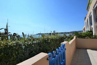 Annonce location Appartement avec terrasse six-fours-les-plages