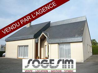 Annonce vente Maison avec garage meslay-du-maine
