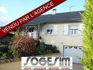 Annonce vente Maison avec garage saint-denis-du-maine