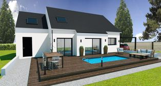Annonce vente Maison avec garage kervignac