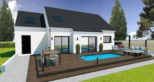 Annonce vente Maison avec garage pluméliau