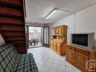 Annonce vente Maison avec terrasse le grau-du-roi