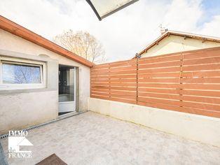 Annonce vente Maison avec terrasse éloise