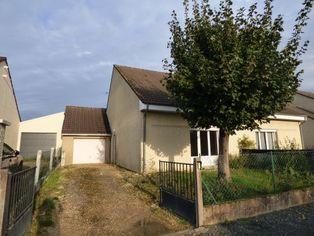 Annonce vente Maison avec garage châteauneuf-sur-cher