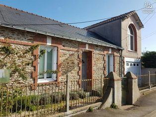 Annonce vente Maison avec garage saint-sébastien-sur-loire