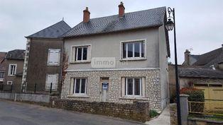 Annonce vente Maison avec garage henrichemont