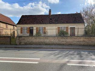 Annonce vente Maison avec cave abbeville