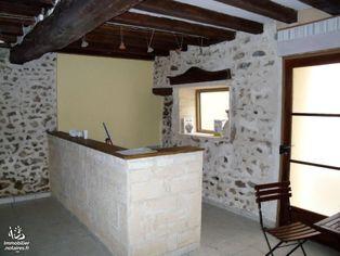 Annonce vente Maison avec cheminée saint-julien-du-sault