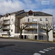 Annonce vente Appartement avec cave égletons
