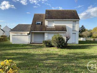 Annonce vente Maison avec garage neuvy-sur-loire
