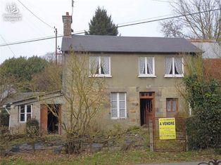Annonce vente Maison avec cave notre-dame-de-livoye