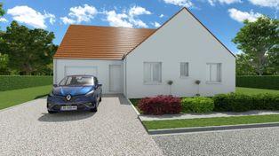 Annonce vente Maison avec garage saint-denis-de-l'hôtel