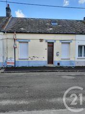 Annonce vente Maison avec cave saint-quentin