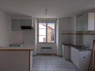 Annonce location Appartement avec cuisine ouverte pélussin