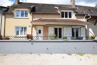 Annonce vente Maison avec garage ouroux-sur-saône