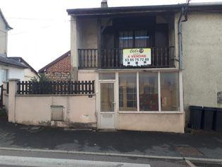 Annonce vente Maison avec terrasse louhans