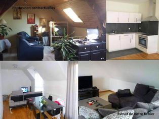 Annonce location Appartement billy-montigny