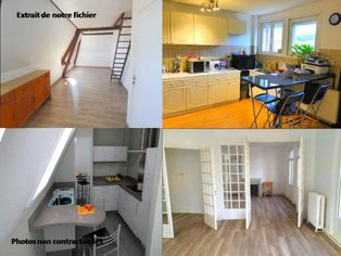 Annonce location Appartement avec parking carvin