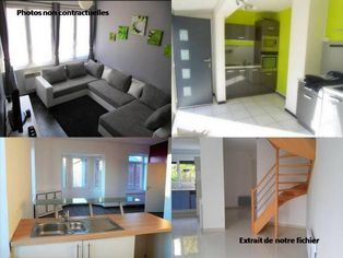 Annonce location Appartement avec parking bully-les-mines