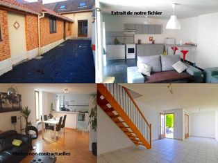 Annonce location Appartement avec garage grenay
