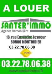 Annonce location Parking roye