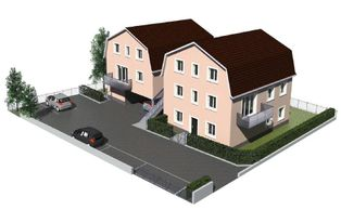 Annonce vente Appartement avec terrasse belfort