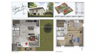 Annonce vente Maison avec garage vézeronce-curtin