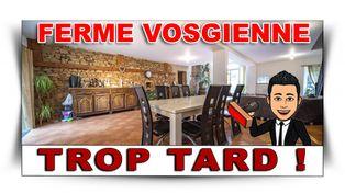Annonce vente Maison gerardmer