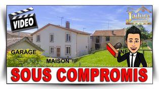 Annonce vente Maison charmes